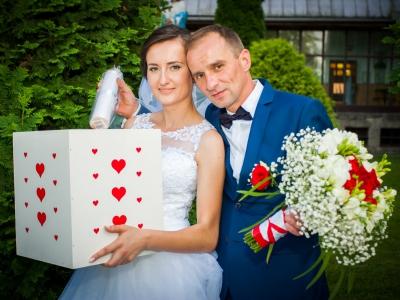 Zabezpieczony: Paulina i Mariusz